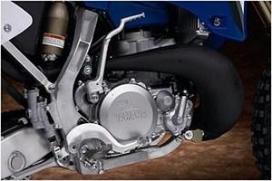 the 2 stroke dirt bike engine