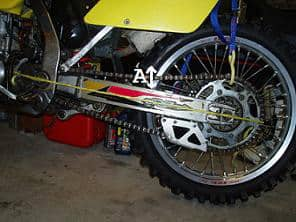 Get The Most Out Of Your Dirt Bike Chain And Sprocket
