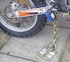 Dirt Bike Security Tips To Keep Your