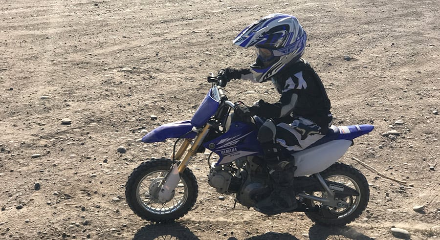 Yamaha TTR-50 Dirt Bike: An owner's review – Dirt Bike Planet