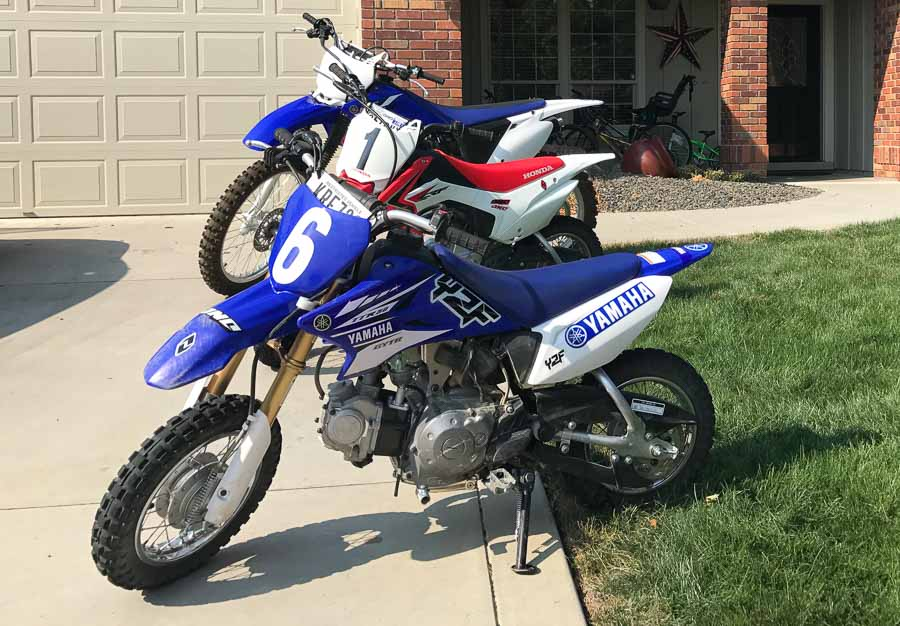 How Old Do Kids Need To Be To Ride A Dirt Bike Dirt Bike Planet
