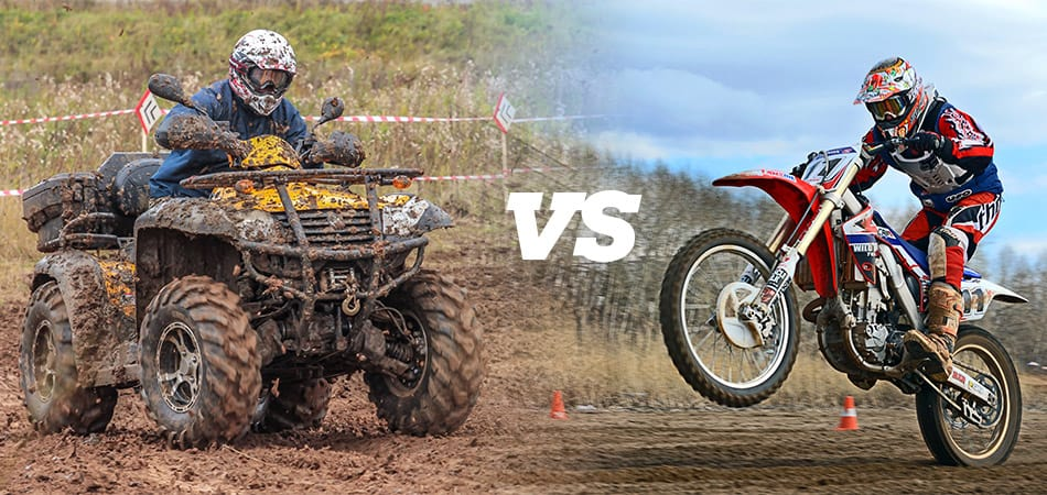 Dirt Bike Vs Atv 12 Pros And Cons Of Each Sport Dirt Bike