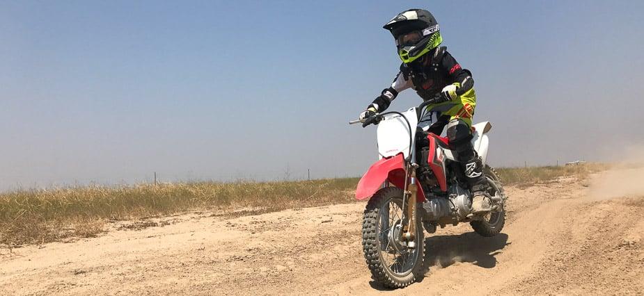 Honda CRF110 Dirt Bike: An owner's review – Dirt Bike Planet