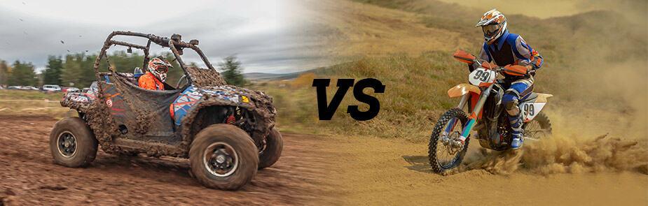 dirt bikes vs utvs which is best for families dirt bike planet