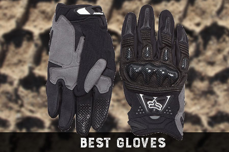 Best gloves for dirt biking