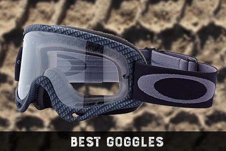 Recommended Goggles