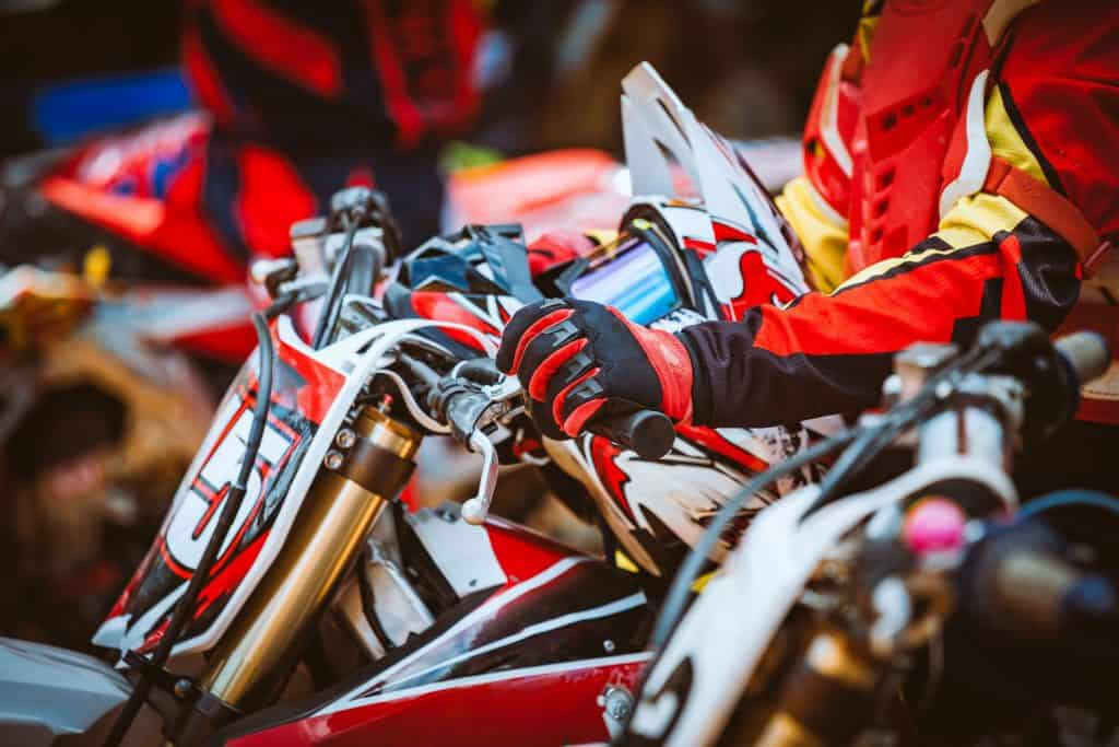Where is the VIN Number on a Dirt Bike? – Dirt Bike Planet